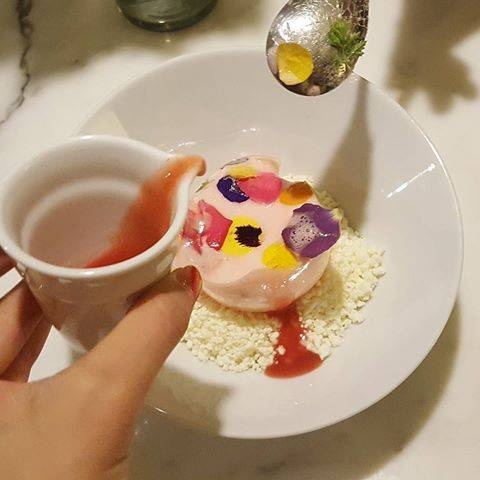 シュガー ボール シャンパン SONA|新沙洞・カロスキル(ソウル)のグルメ・レストラン|韓国旅行「コネスト」