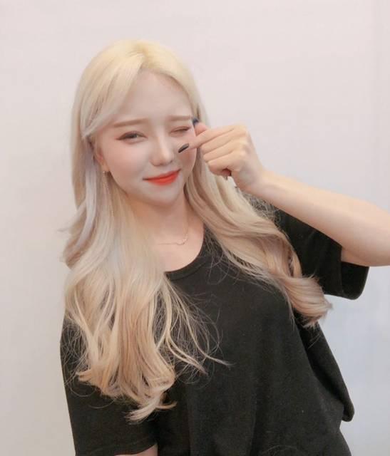 1度はやってみたいヘアカラー 人気の백금발って 韓国トレンド情報